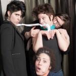 Inter loper, Elvis, puppy and vampire