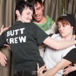 Butt Crew pride